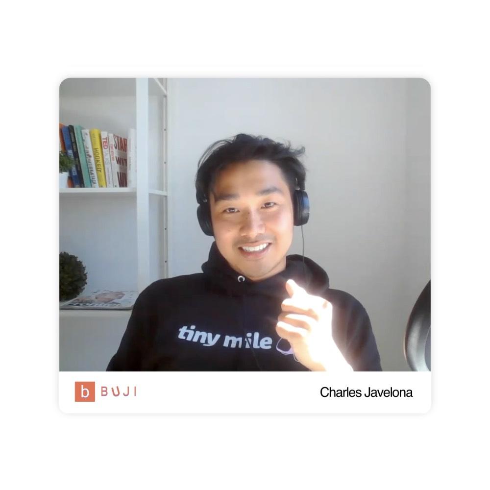 Ep 2 - Charles Javelona (BUJI) - How did you get here - Podcast by BriefBid